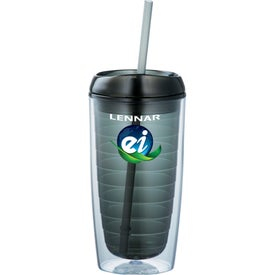 Vortex Tumbler with Your Slogan