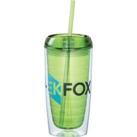 Customized Vortex Tumbler