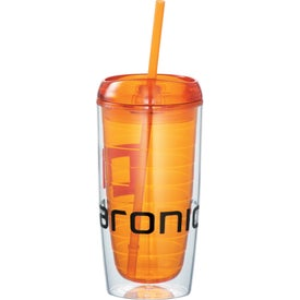 Vortex Tumbler for Advertising