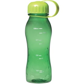Imprinted Water Jug