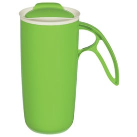 X One Mug Imprinted with Your Logo