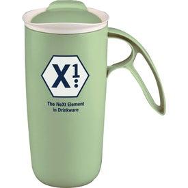 Imprinted X-One Mug