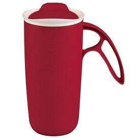 X-One Mug with Your Slogan