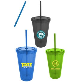 Logo The Zanzibar Insulated Tumbler
