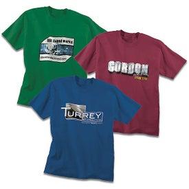 100% Cotton T-Shirt (Colors)
