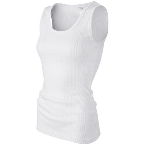 White Anvil Ladies 100% Cotton Knit Tank Top