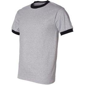 Anvil Ringer T-Shirt for Promotion