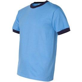 Anvil Ringer T-Shirt for Marketing