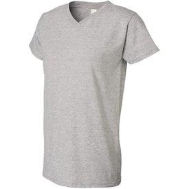 Dark Anvil Ladies' V-Neck Classic T-Shirt Giveaways