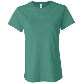 Dark Bella Ladies' Jersey T-shirt for Your Company