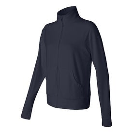 Bella Ladies Cadet Jacket Printed with Your Logo