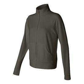 Customized Bella Ladies Cadet Jacket