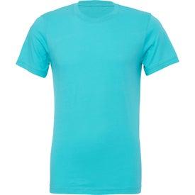 Bella+Canvas Unisex Jersey Short Sleeve T-Shirt (Colors)
