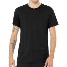 Bella+Canvas Cotton Jersey Short Sleeve T-Shirt (Men's)