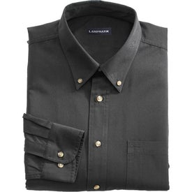 Promotional Capulin Long Sleeve Dress Shirt by TRIMARK