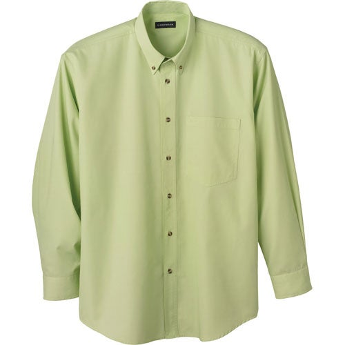 Capulin long sleeve dress shirt by trimark men 39 s long for Good quality long sleeve t shirts