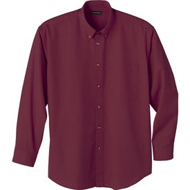 Capulin Long Sleeve Dress Shirt by TRIMARK Giveaways