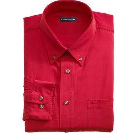 Customized Capulin Long Sleeve Dress Shirt by TRIMARK
