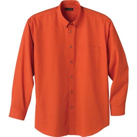 Capulin Long Sleeve Dress Shirt by TRIMARK for Your Company