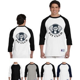 Champion Raglan T-Shirt (Men's)