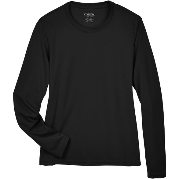 Black Core 365 Agility Performance Piqué Shirt