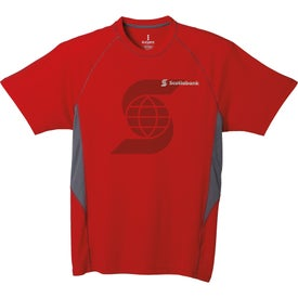 Diaz Short Sleeve Tech Tee by TRIMARK with Your Logo