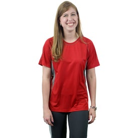 Branded Diaz Short Sleeve Tech Tee by TRIMARK