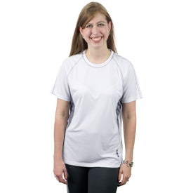 Company Diaz Short Sleeve Tech Tee by TRIMARK