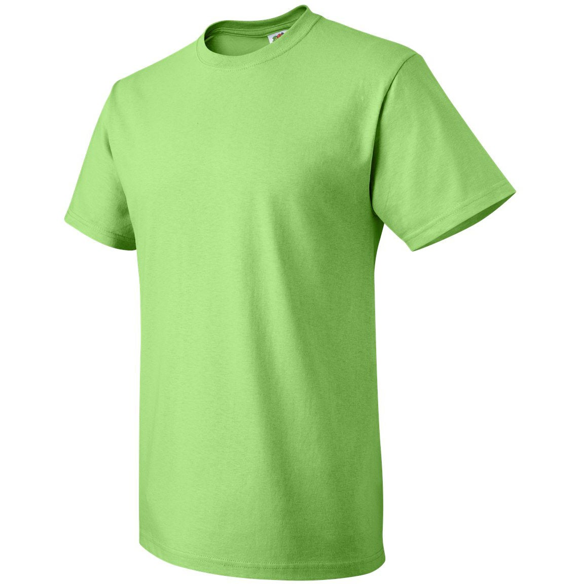 Fruit of the loom heavy cotton t shirt colors 100 for Custom full color t shirts