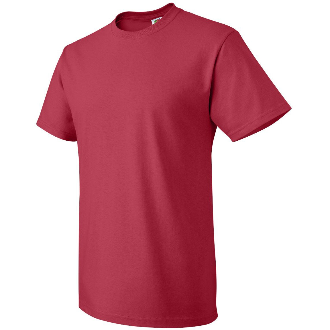 Fruit of the loom heavy cotton t shirt colors 100 for Custom cotton t shirts