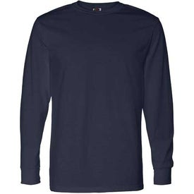 Company Dark Fruit of the Loom Best 50/50 Long Sleeve T-shirt