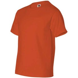 Promotional Dark Fruit of the Loom Best 50/50 5.3 Oz. Youth T-shirt