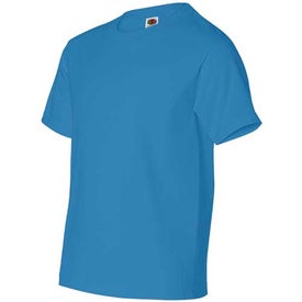 Dark Fruit of the Loom Best 50/50 5.3 Oz. Youth T-shirt
