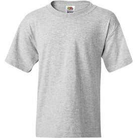 Light Fruit of the Loom Best 50/50 5.3 Oz. Youth T-shirt
