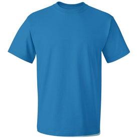 Monogrammed Dark Fruit of the Loom Lofteez HD T-Shirt