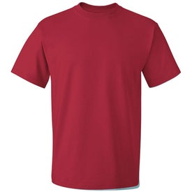 Dark Fruit of the Loom Lofteez HD T-Shirt for Your Company