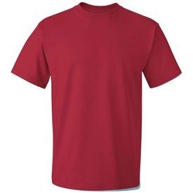 Dark Fruit of the Loom Lofteez HD T-Shirt for Your Company