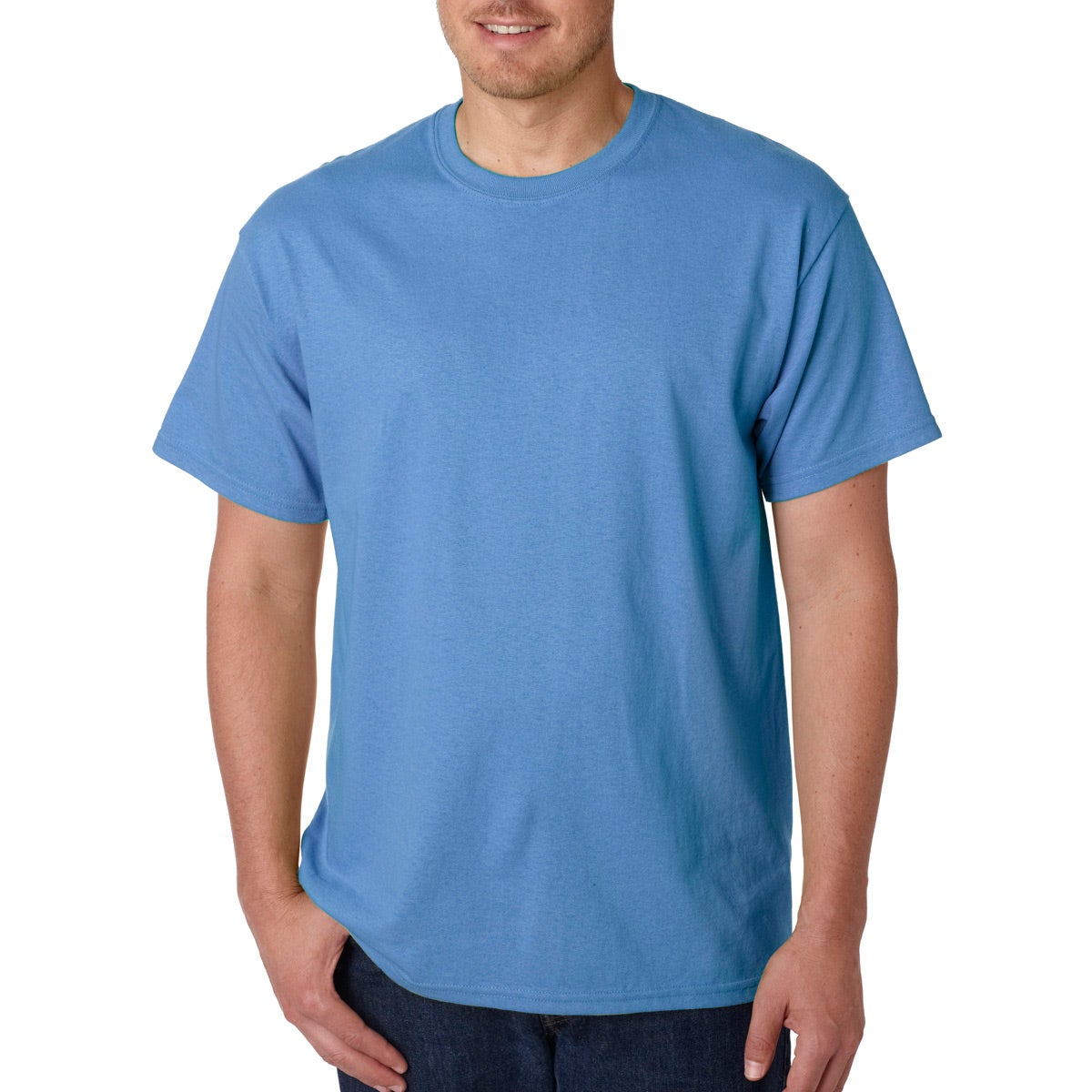 Gildan adult heavy cotton t shirt colors 100 cotton t for Custom cotton t shirts