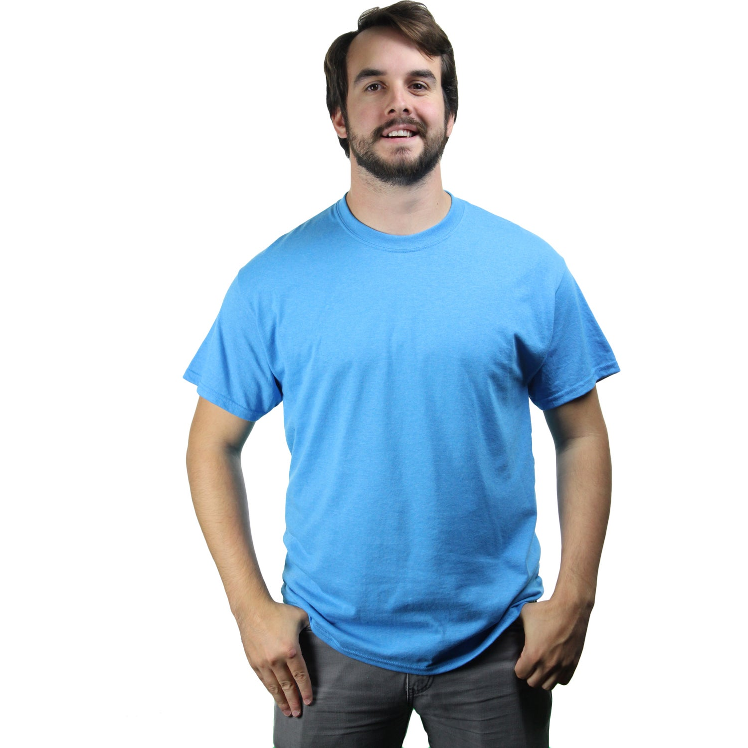 Gildan adult heavy cotton t shirt colors 100 cotton t for Gildan t shirts online