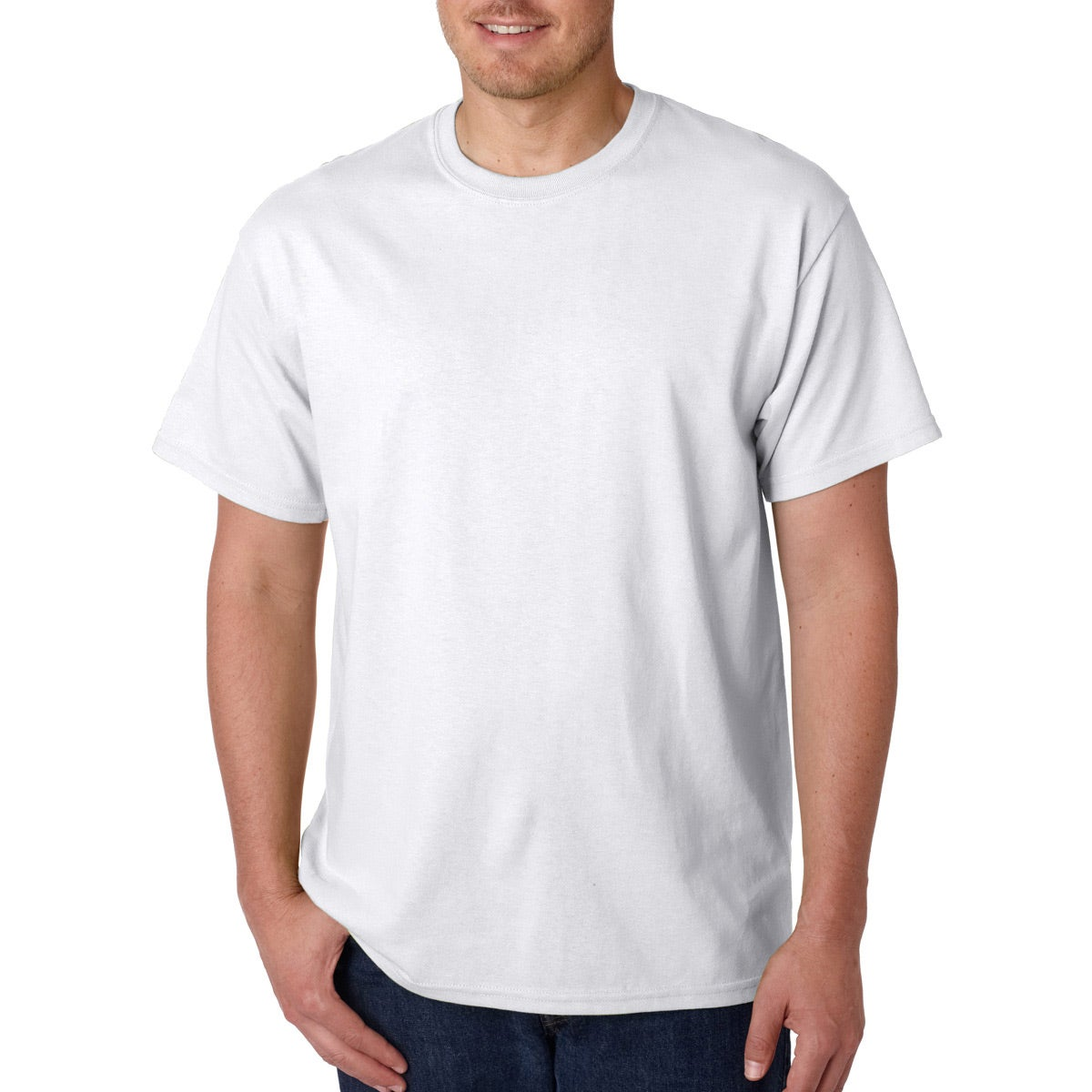 Gildan adult heavy cotton t shirt white 100 cotton t for Gildan t shirts online