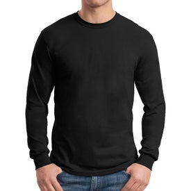 Gildan Dryblend 50 Cotton/50 Poly Long Sleeve T-Shirt (Men's)
