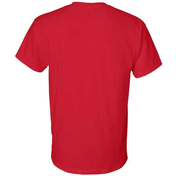 Gildan Mens T Shirt 100/% Heavy Cotton Tshirt Tshirts Multi Colors 1 3 5 Pack Lot