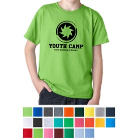 Gildan Dryblend T-Shirt (Youth, Colors)