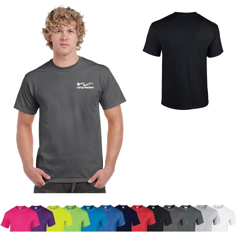Gildan Heavy Cotton Classic Fit Adult T-Shirt (5.3 Oz., Colors)