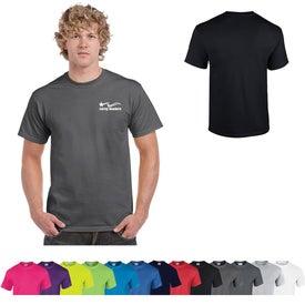 Gildan Heavy Cotton Classic Fit Adult T-Shirt (5.3 Oz., White)