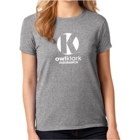 Gildan Heavy Cotton T-Shirt (Women's, Colors)