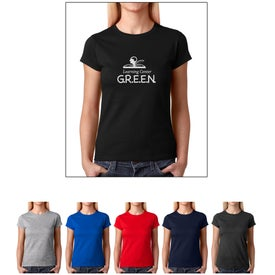 Gildan Softstyle Ladies' T-Shirt (Colors)