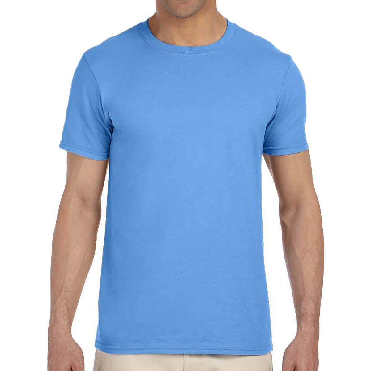 Promotional Colors Gildan Softstyle T Shirts With Custom Logo For