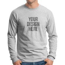 Gildan Ultra Cotton Long Sleeve T-Shirt (Colors)