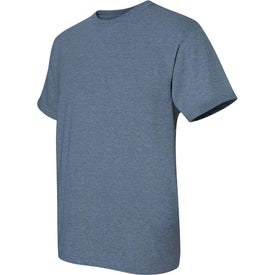Dark Gildan Ultra Cotton T-Shirt for Advertising